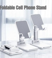 Foldable Desktop Mobile Stand