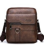 JEEP Shoulder Bag Coffe