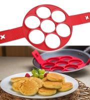 Silicone Non Stick Fantastic Egg Pancake Maker
