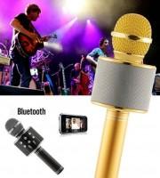 Wireless Bluetooth Karwaoke Microphone & Speaker